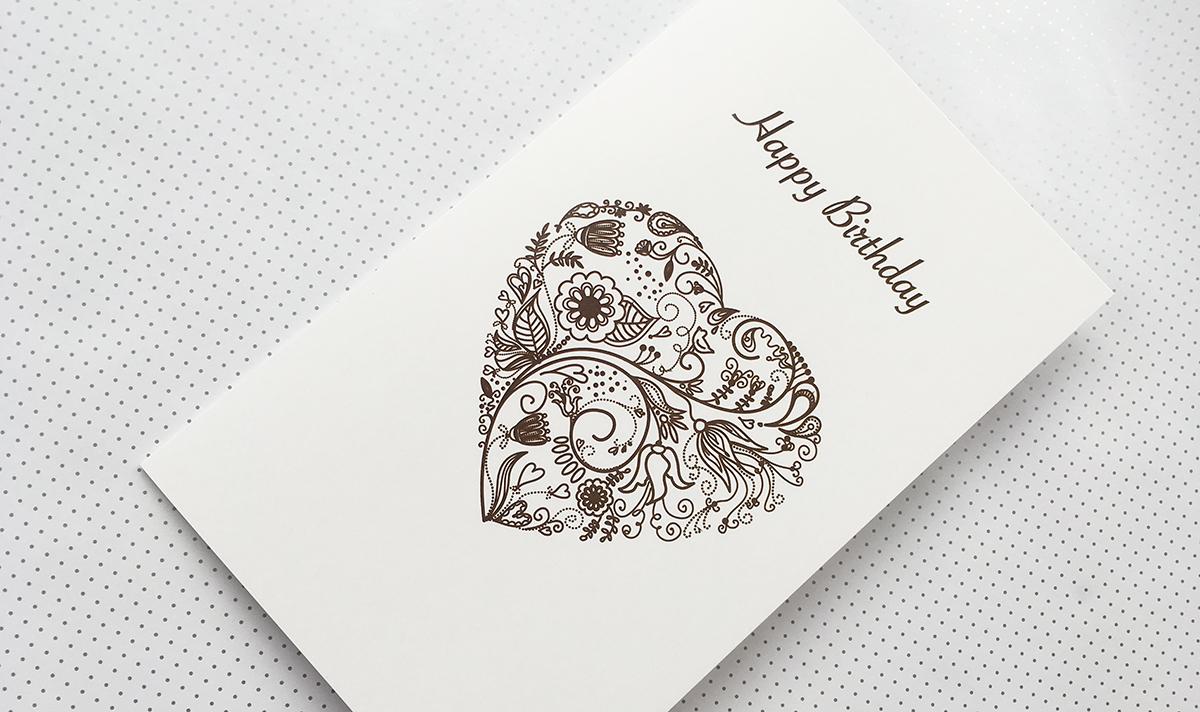Remarkable For Her Gifts Of Irish Chocolates Via Letterbox Pesonalise Personalised Birthday Cards Veneteletsinfo